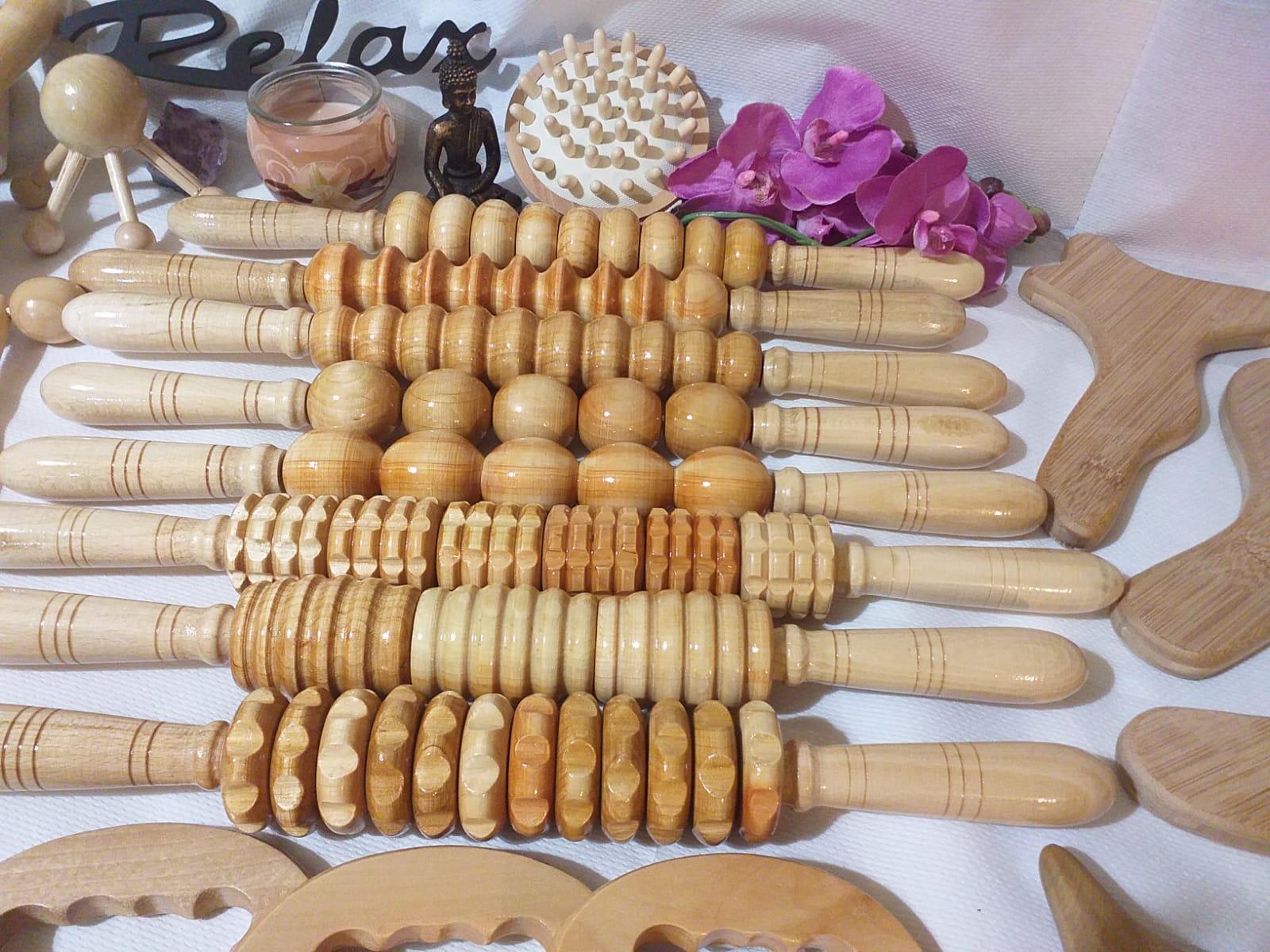 roller bambus paleta cupa maderoterapie