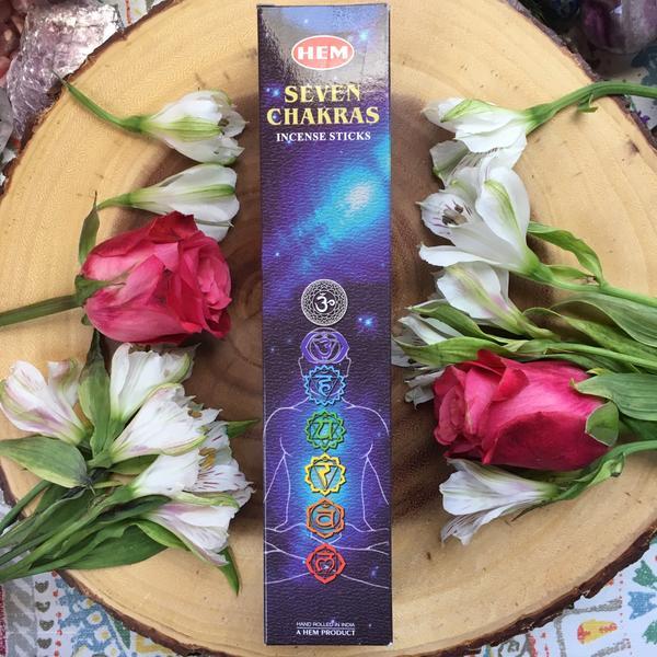 betisoare india parfumate chakre