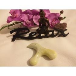 Instrument 4in1 JAD (10x6cm): Presopunctura, Reflexoterapie, Masaj si Terapie Thai + CADOU