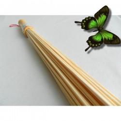55 buc Bete de Bambus MASAJ (Tapotament - Shoot Fever) - Relaxare, Detoxifiere si Stimularea Circulatiei + Cristal CADOU