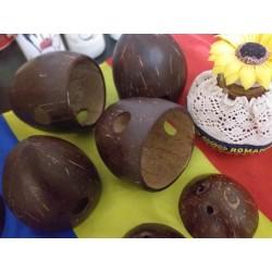 NUCI de COCOS MASAJ CocoTerapia Tropicala - produse 100% handmade + CADOU