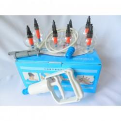 Set / Kit 8 ventuze terapeutice magnetice CALITATE SUPERIOARA + CADOU