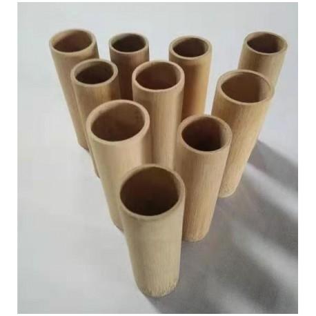 Ventuza / Cupa mica din Bambus (Accesoriu traditional si natural) + CADOU