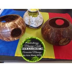 NUCI COCOS GENUINE XL 100% originale CocoTerapia Tropicala - produse 100% handmade + CADOU