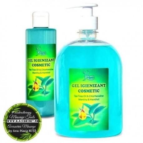 GEL Dezinfectant, Atiseptic, Antimicrobian si Hidratant (250 ml sau 1000ml) + CADOU