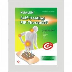 Plasturi terapeutici (4 buc) analgezici cu auto-incalzire si spectru electromagnetic + CADOU