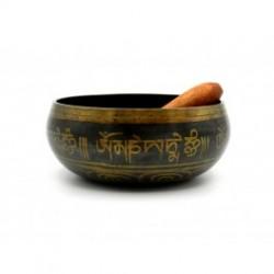 Bol cantator tibetan - cu mantre + Cadou