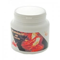 Gelul Anticelulitic HOT Ardei iute cu efect termic de incalzire - 500 ml + Cristal