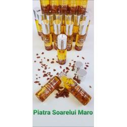 Ser ELIXIR Magia Cristalelor (Crystal Beauty Elixir) cu Q10 și Cristale PIATRA SOARELUI MARO (8ml) + CADOU