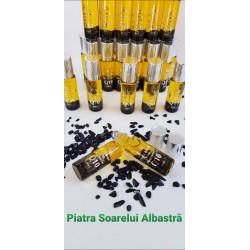 Ser ELIXIR Magia Cristalelor (Crystal Beauty Elixir) cu Q10 și Cristale PIATRA SOARELUI ALBASTRĂ (8ml) + CADOU