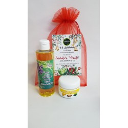 Ulei ANTIREUMATIC pentru dureri 250 ml + Crema Galbenele + CADOU