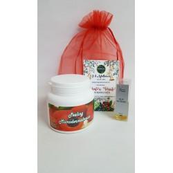 Peeling / Exfoliant Microdermabraziv cu Sambure de Caise 500 ml + Ulei Cuticule 15 ml + Saculet + CADOU