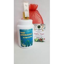 Crema Anticelulitica cu Alge Marine 1000 ml + Ulei Cuticule 15 ml + Saculet + CADOU