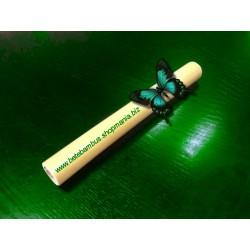 Bat bambus 30 cm pentru masajul reflexogen, cervical si al membrelor (diametru 2.3 - 4.3 cm)