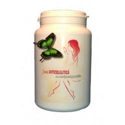 Crema Anticelulitica pentru Masaj (100% Naturala - fara parafina) cu Scortisoara si Uleiuri Vegetale - 1000 ml + Cristal