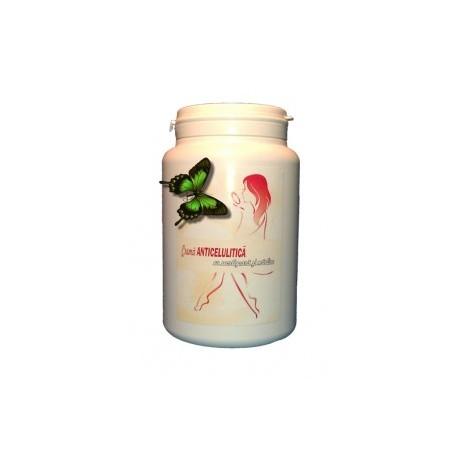 CREMA ANTICELULITICA PENTRU MASAJ (100% Naturala - fara parafina) cu Scortisoara si Uleiuri Vegetale - 1000 ml