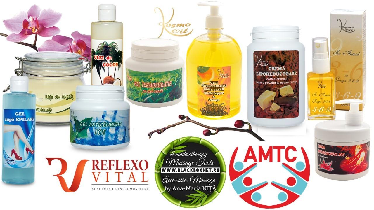 Kosmo Oil Spa Cosmetice Naturale